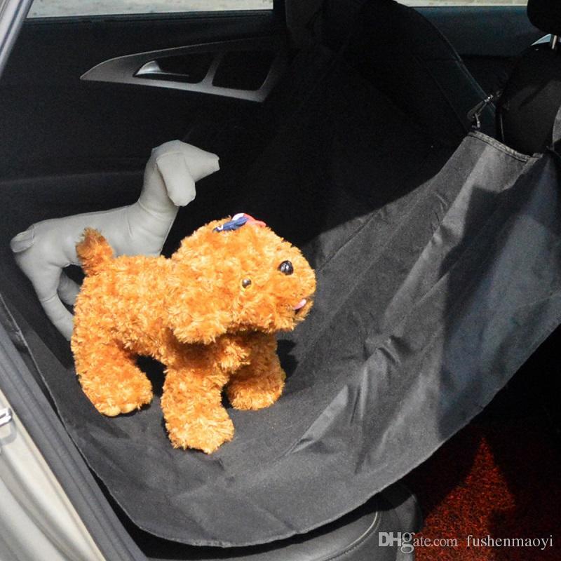 جديد الحيوانات الأليفة سيارة suv فان الخلفي المقعد الخلفي غطاء مقعد الأرجوحة للماء ل كلب القط dhl