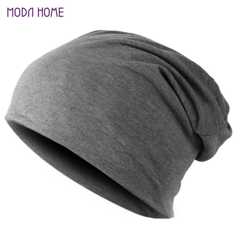 52138ecb38b Spring Fashion Men Knitted Winter Cap