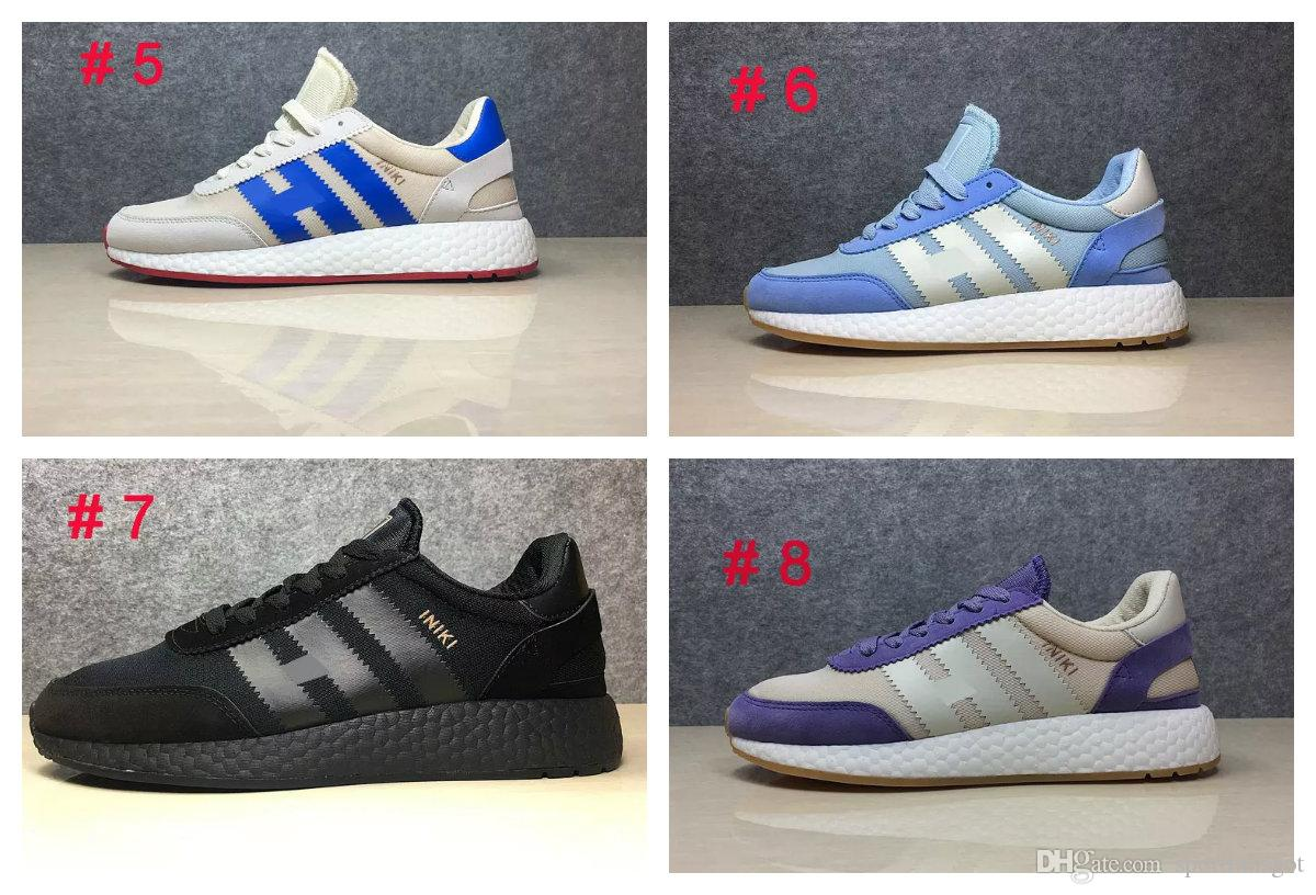 update 2017 Original Iniki Runner Boost Iniki Retro Mens Running Shoes OG London Iniki Sneakers high quality sports shoes 36-44 Hot sale free shipping excellent buy cheap for cheap aInxXB
