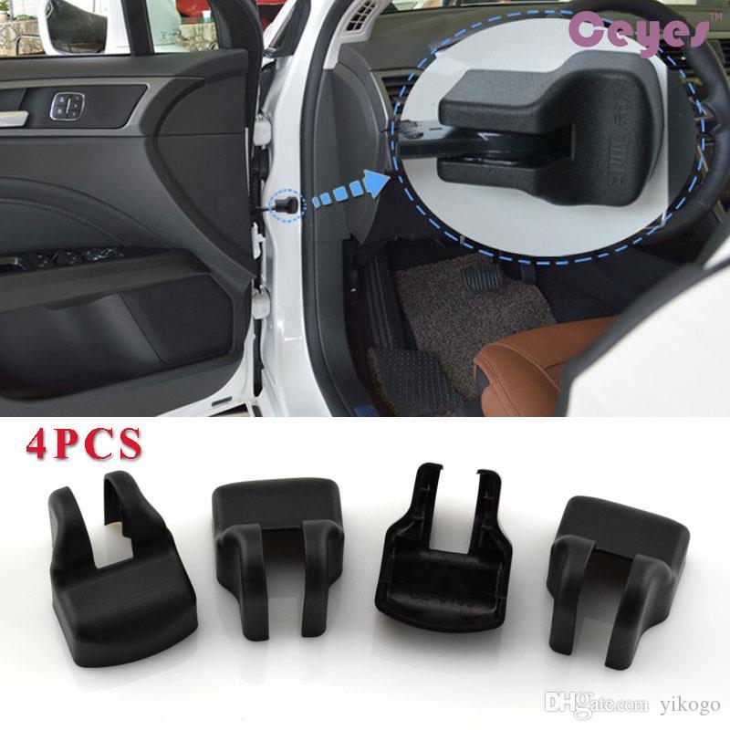 Anti-Rouille De Voiture Porte Limitation Stopper Boucle De Couverture Case pour Toyota coralla avensis rav4 c-hr auris camry yaris Car Styling Accessoires