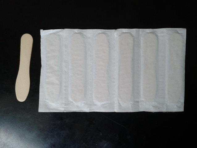 3000 Peças Colheres De Sorvete De Madeira 7.5 cm, madeira Colheres De Provas Envolto Birchwood Plain Ice Cream Paddle Colher Rápido Frete Grátis