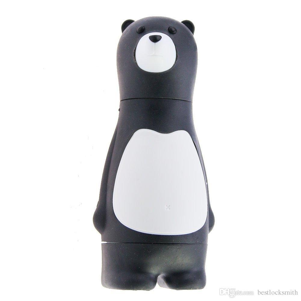 Cacciavite a forma di orsetto 6 in 1 orsetto utensile fabbro