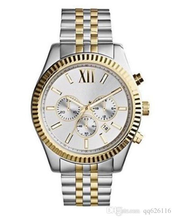Classic fashion big dial men's watch M8344 M8412 M8446 M8561 M6473 + Original box + Wholesale and Retail +