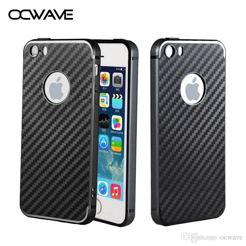 Slim Case For IPhone 5S Silicone TPU Material Carbon Fiber Design Full  Cover Protection For Iphone 5 SE Black Dark Blue Uncommon Cell Phone Cases  Customize ... 0f44e58c0
