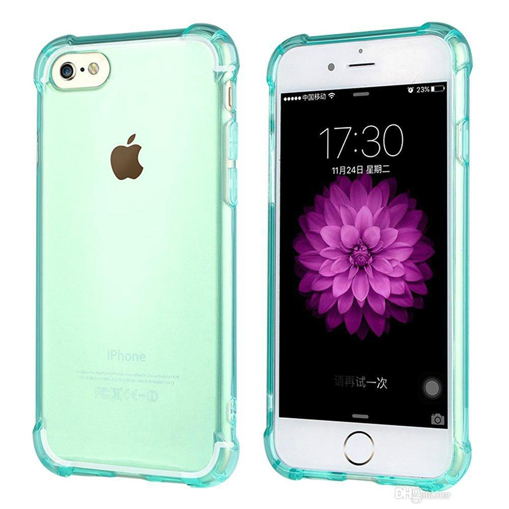 crystal clear iphone 7 case