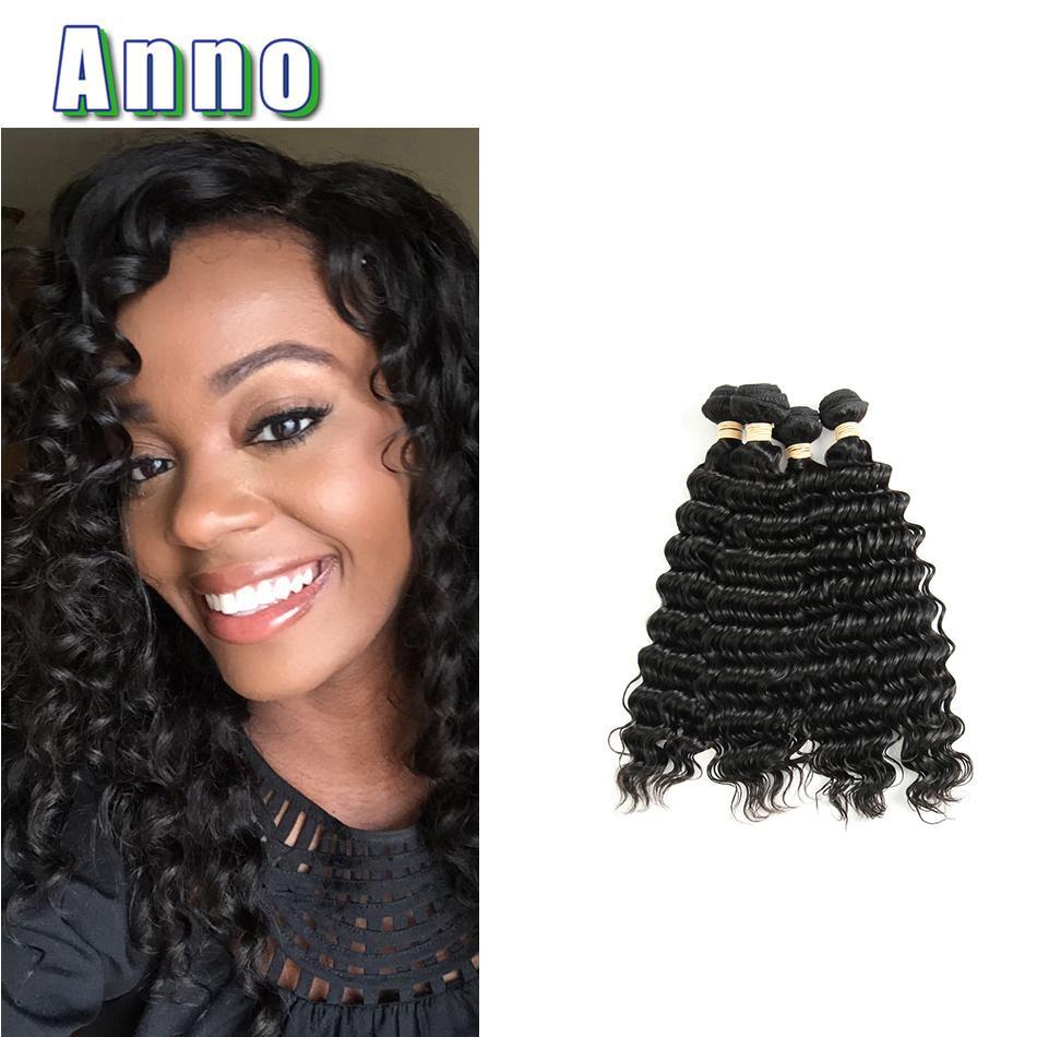 Annabelle Virgin Hair 6a Brazilian Deep Curly Virgin Hair Unprocess