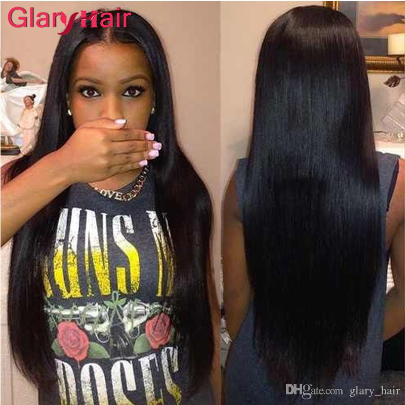 Brazilian Straight Hair Weave Bundles Mix Inches 8 26inch Brazilian