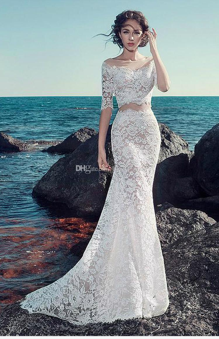 Nice Vestido Novia Online España Picture Collection - Wedding Dress ...