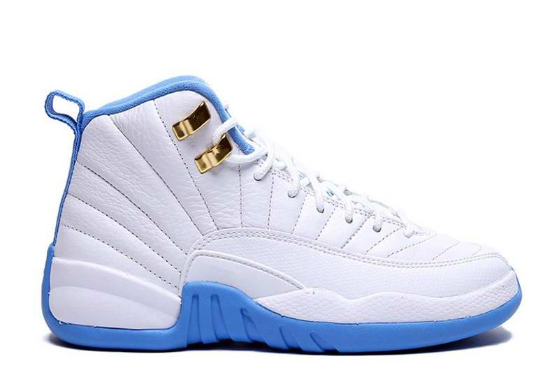 Wholesale 12 XII THE MASTER BLACK GOLD Basketball Shoes Sports Shoe Mens womens Athletics White OVO Wings French blue women Sneaker