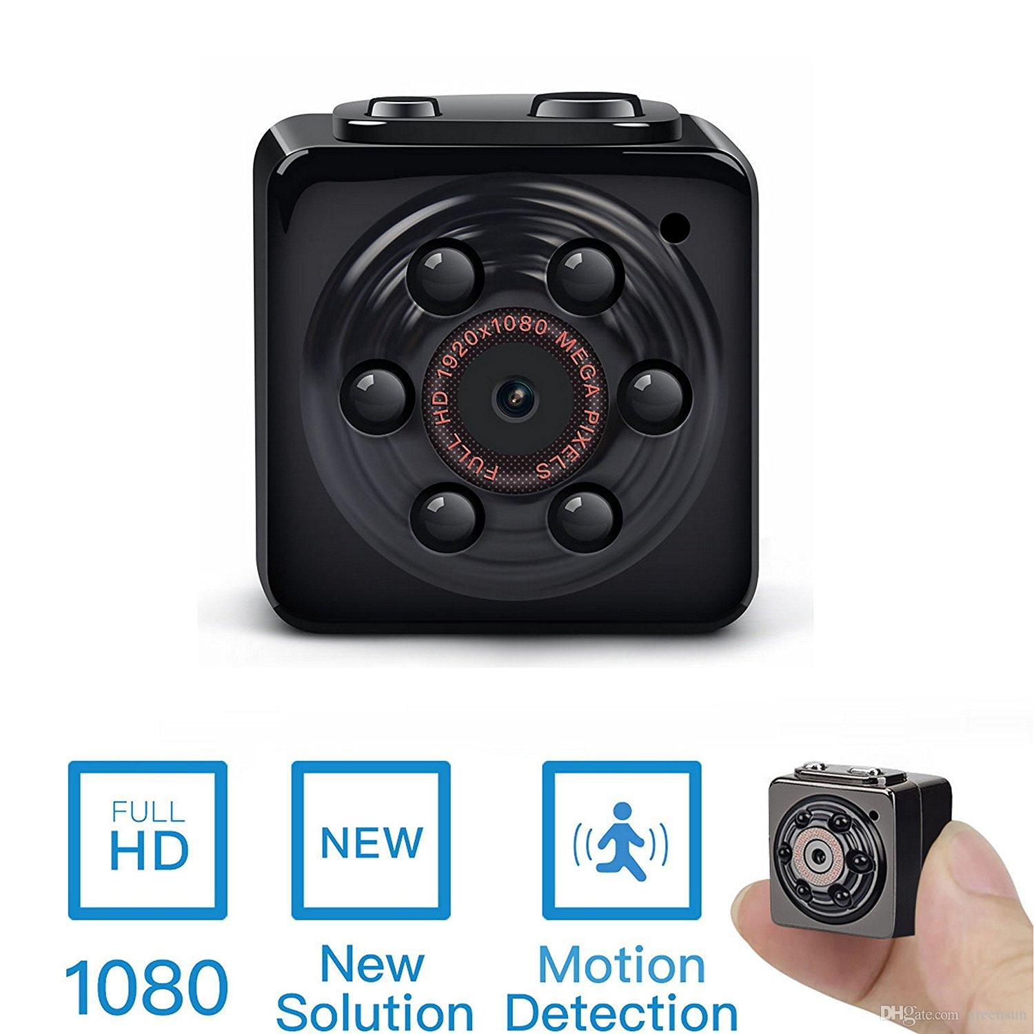 Mini Camera 1080p Portable Voice Video Recorder Camera