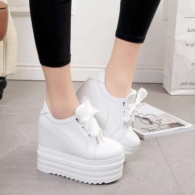 New 2017 High Heels  Ladies Casual scarpe Donna Wedges Platform scarpe   Heels bb1925