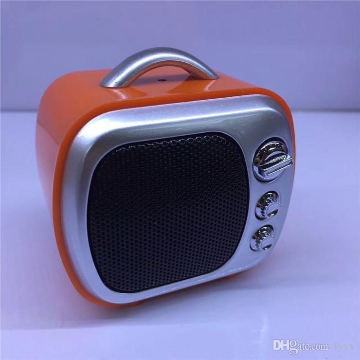 Factory Direct Wholesale High-end Quality Card Bluetooth Speaker TV MINI Speaker U Disk Subwoofer Super Bass