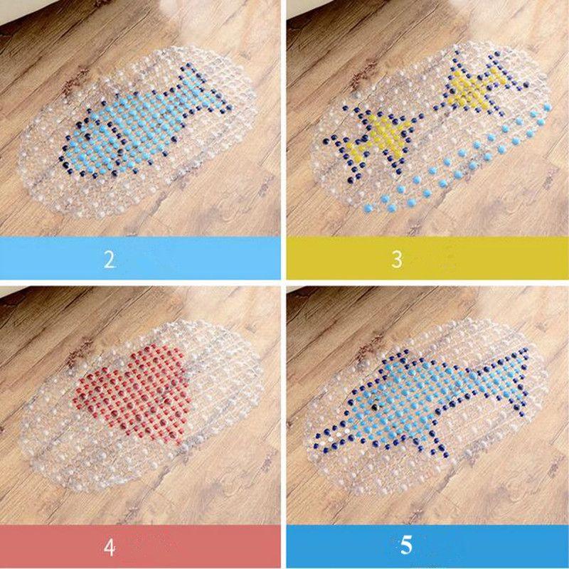 Online Cheap Wholesale Pvc Anti Slip Mat Easy Clean Bathroom Mat