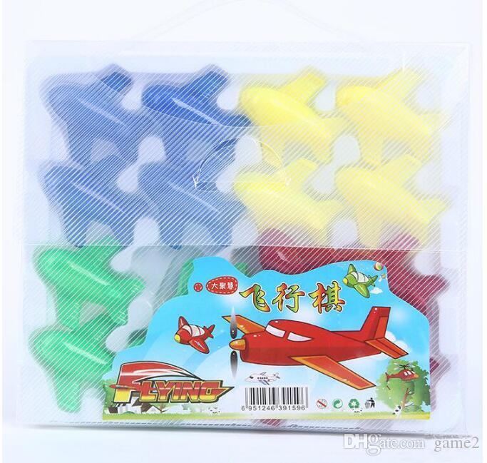 2017 Explosion-proof table swimsuit Toy strong millionaire game children's flying chess carpet manufacturers wholesale spot DHL free