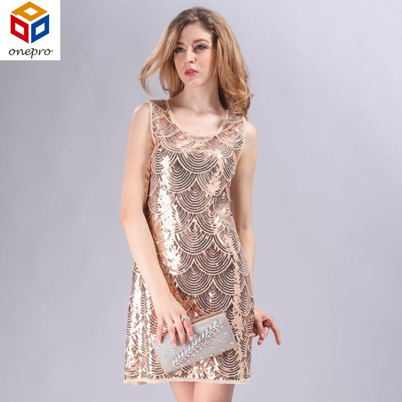 2018 Wholesale Beige Art Deco Great Gatsby Charleston 1920s Style ...