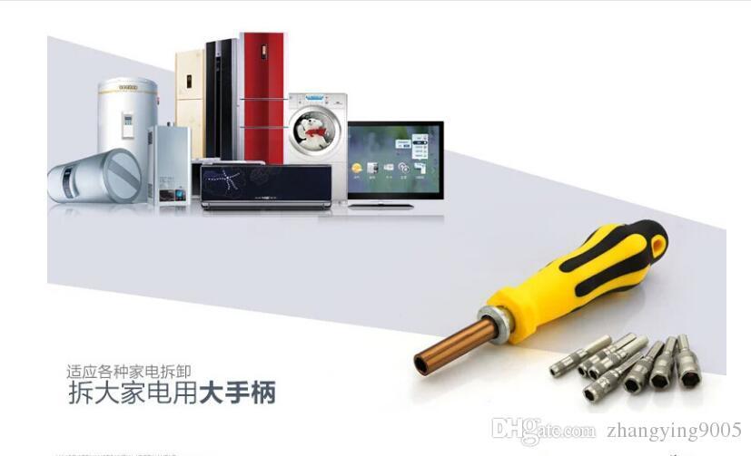 Kit di cacciavite di alta qualità smontare la macchina elettrica che ripara le vendite di fabbrica strumento multifunzionale professionale 70 in 1