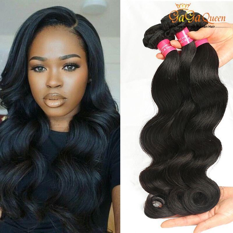 Mixed Length Mink Brazilian Body Wave Hair Weave Virgin Remy Human