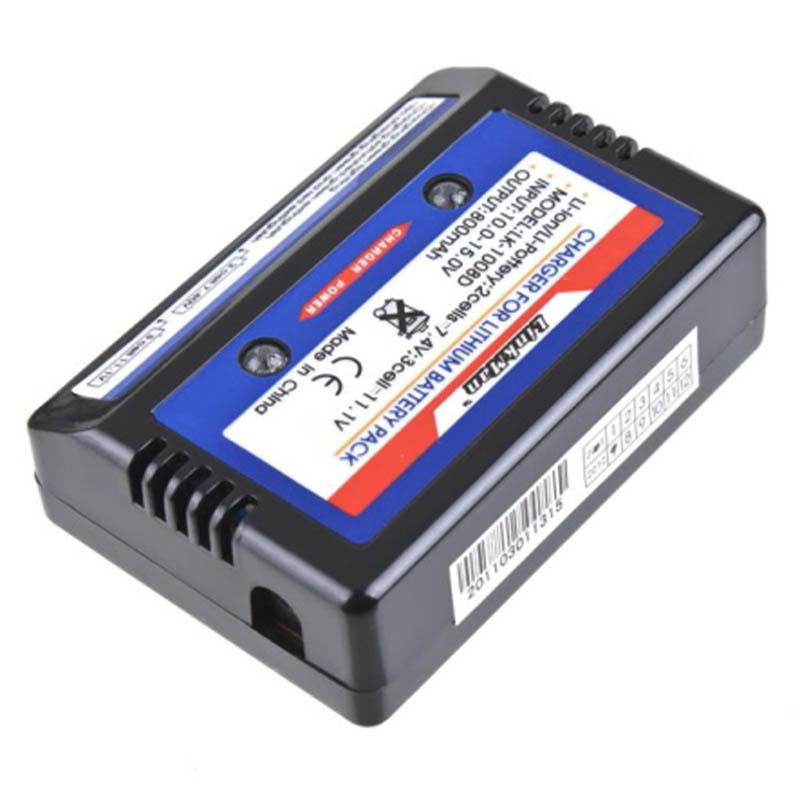 LK-1008D charger simple 2-3S Balance Charger For 7.4V-11.V Li-PO Battery 2S 3S Cells RC Drone battery helicopter parts