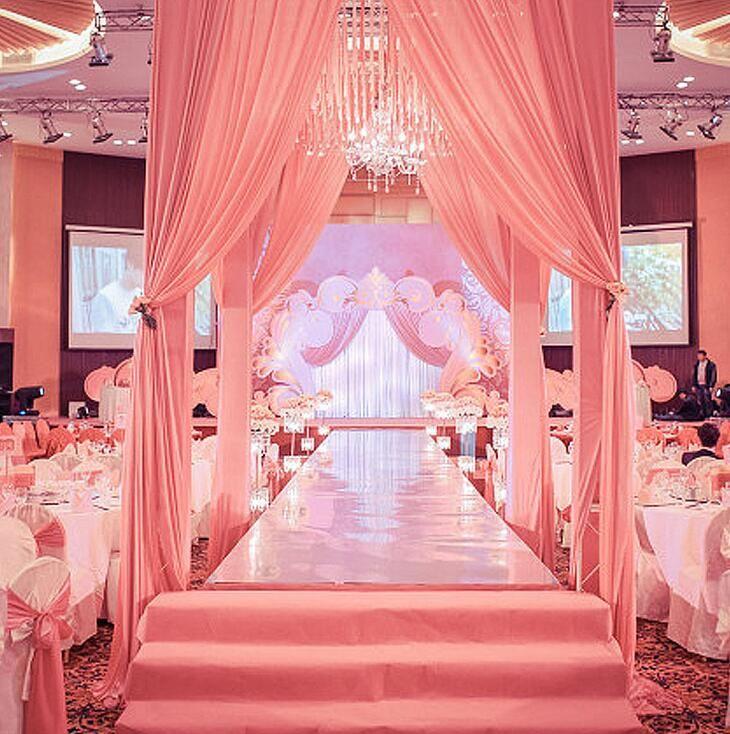 Hochzeit bühnendekoration 1 mt breite spiegel teppich glanz silber spiegel carpet gang läufer für romantische hochzeit gefälligkeiten party dekoration wt057
