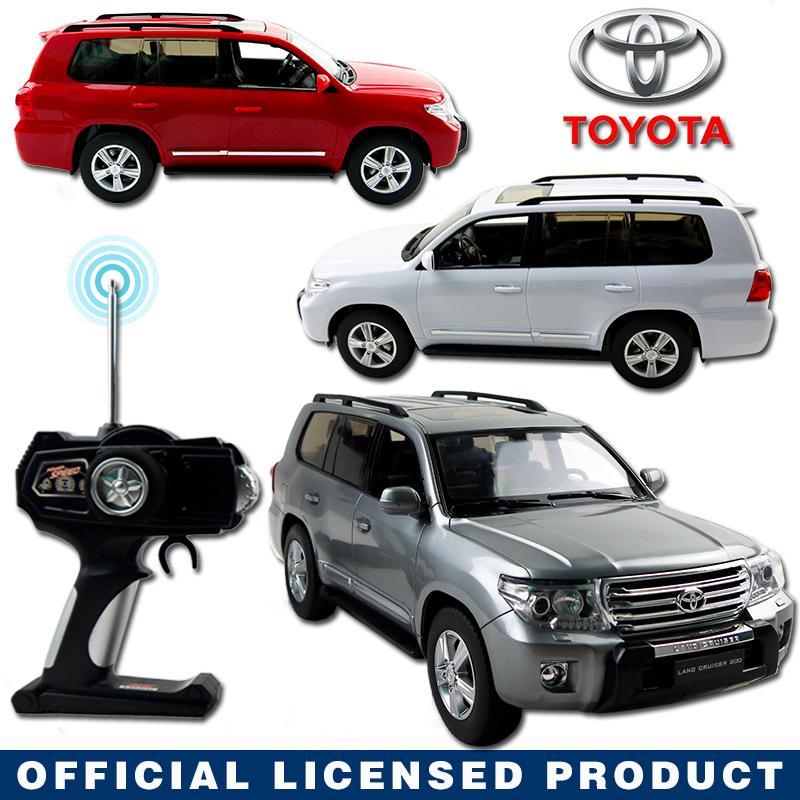 Cruiser Control Wholesale 116 Toyota Cadeau Voiture Électrique Rc Toy Enfant Remote Suv Radio Jouet Land BoWrCxQed