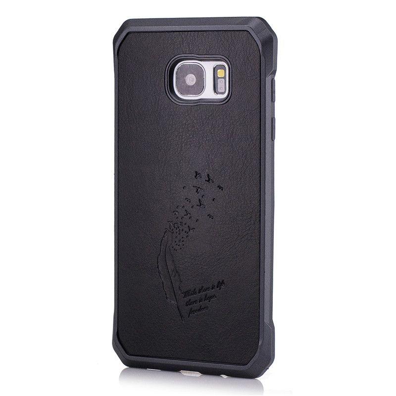 4a9bbfa878a Fundas De Moviles PU Funda De Piel Para Samsung Galaxy S4 S5 S6 Edge Plus  G530 A310 A510 A710 Funda Con Tapa Para Teléfono Para Huawei P9 P9lite  P9Plus ...