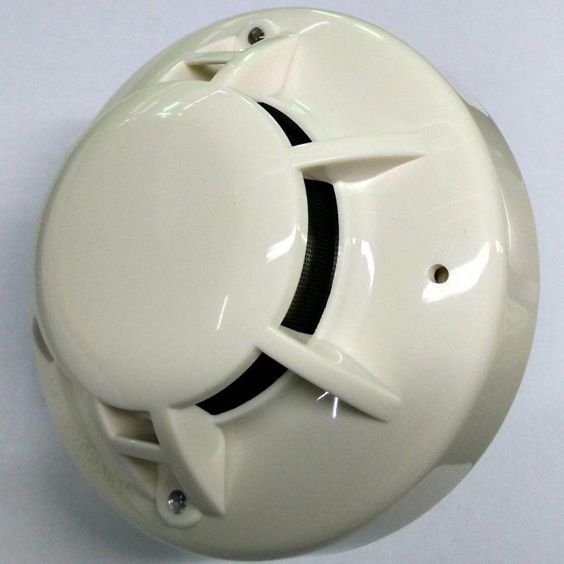 Burglar Alarm Cost >> 2019 Hot Sale DC Powered 4 Wire Conventional Smoke ...