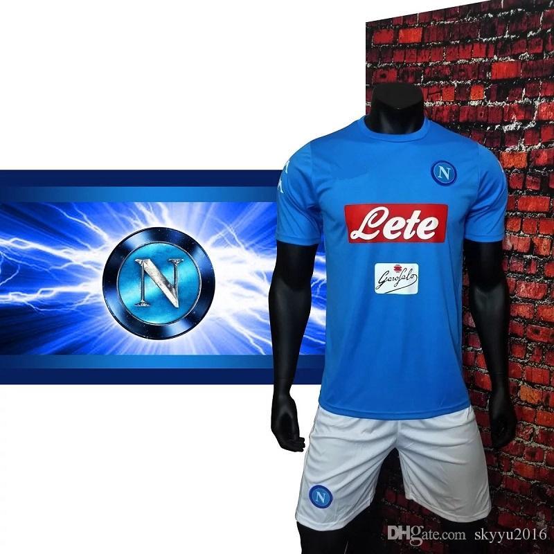 completo calcio Napoli sconto