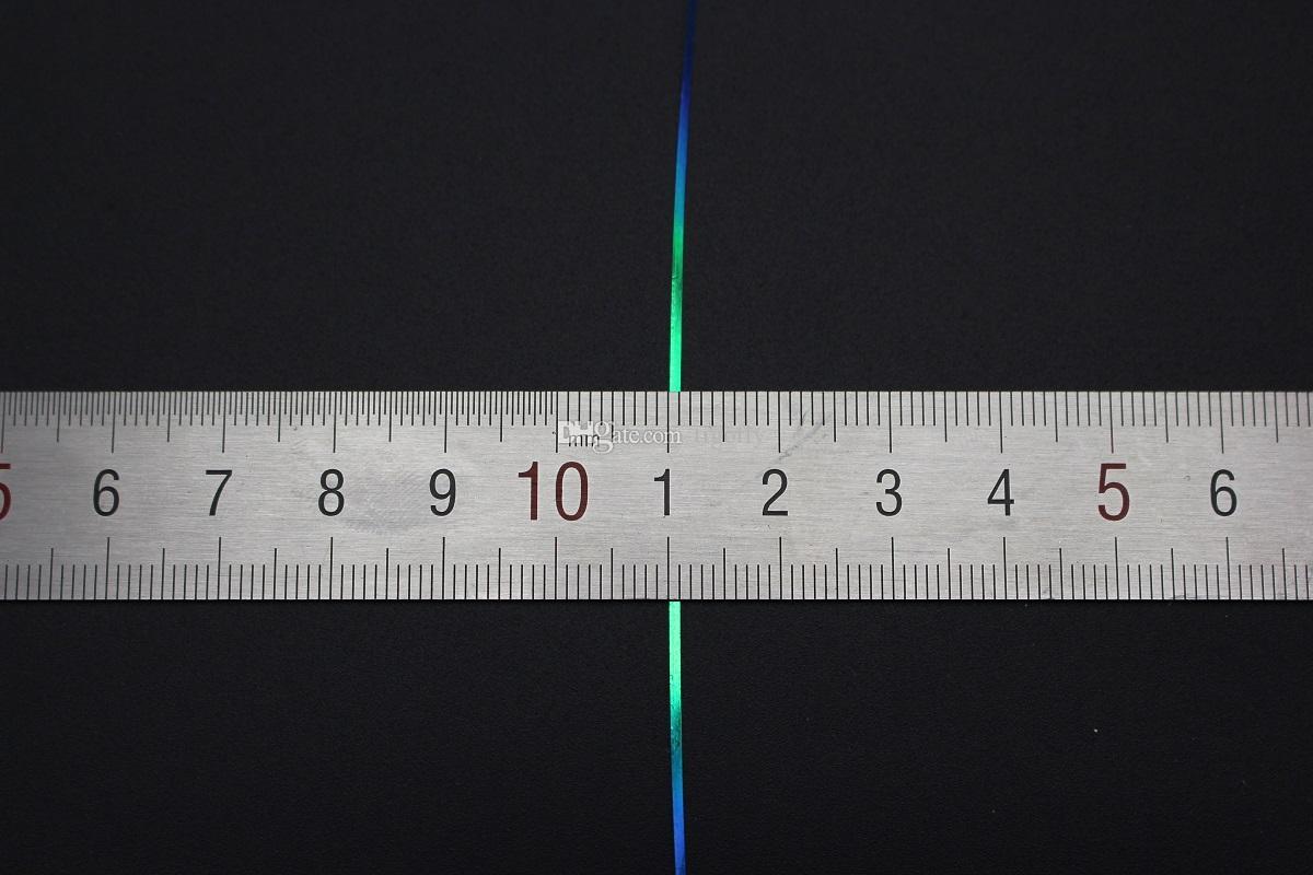 Tigofly 5 цветов 1 мм Flashabou Плоская голографическая мишура Flash Stonefly Нимфа Назад Джиг Обертывание Приманка Рыбалка Fly Tying Материалы