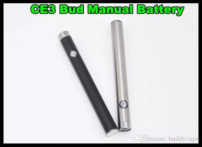 O pen style bud 510 glass atomizer battery 280mah switch button 510 cartridge touch screen vape pen thick oil stylus battery 2017