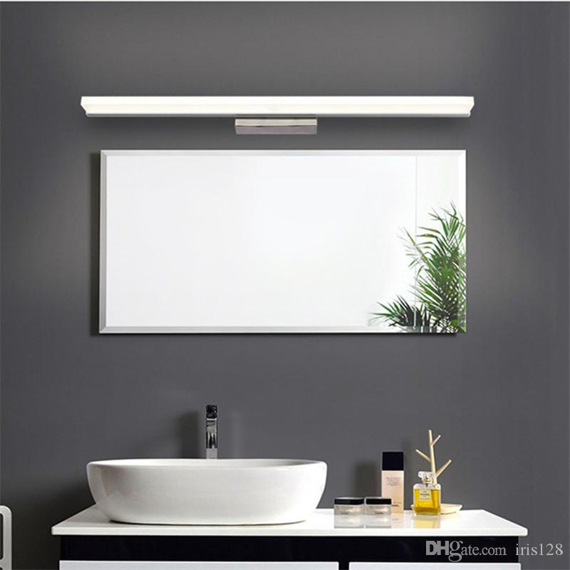 mirrors with lights for bathroom shop wall lamps bathroom mirror light led wall 23787