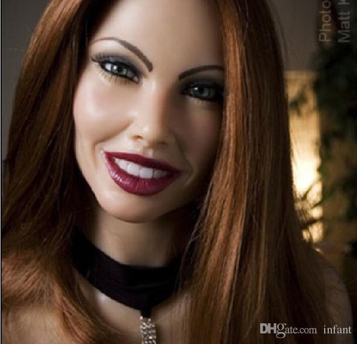 Modelo boneca sexual; inflável semi-sólido Silicone boneca do amor, produtos do sexo, vagina virgem, presente