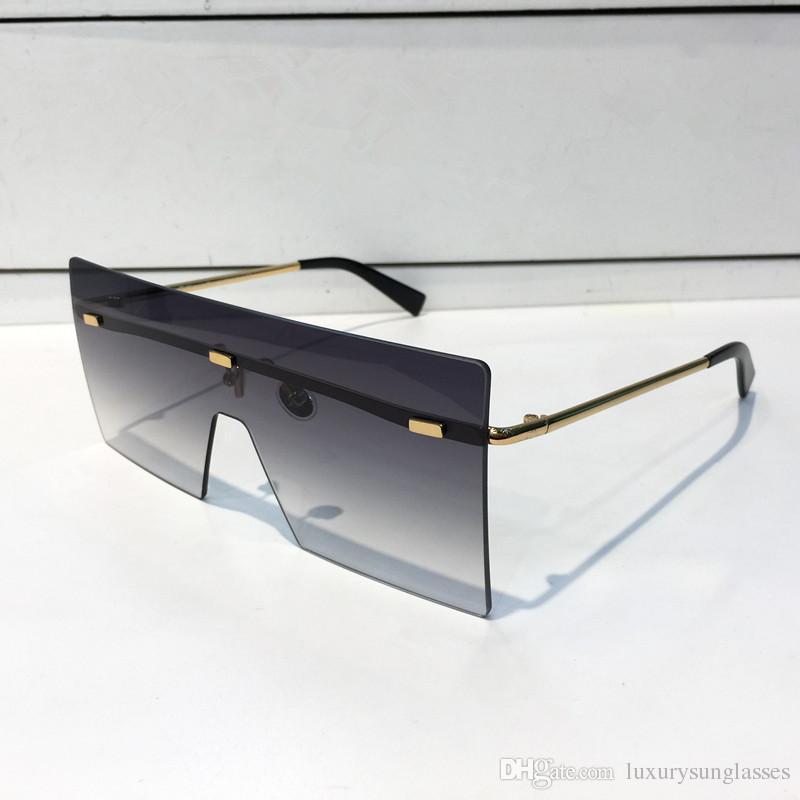 Compre Gafas De Sol Har Gafas De Sol De Lujo Sin Marco Frame Frame ...