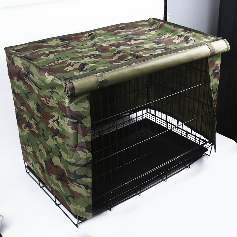 Pet Kennel cover- Waterproof Pet Crate Cover for Wire Crate Dog Kennel Cage Cover 4 sizes