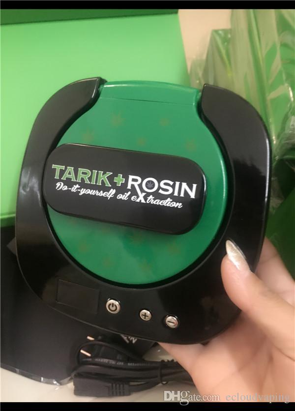 Authentische T-rex Tarik Kolophonium Wachsöl Extraktion zu Hitzepresse Maschine tun Sie es sich jederzeit zu Hause für Hash Oil Maker Vaporizer