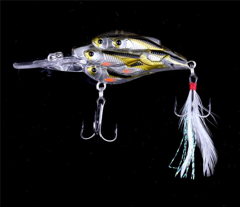 브랜드 Shad Crankbait Fly Fishing 11cm 12.5g Big Game 라이브 타겟 미노우 미끼 낚시 태클