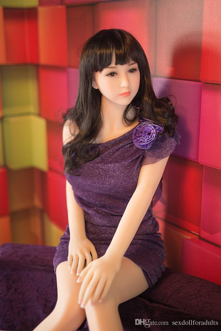 155cm Big Ass Asian Silicon Sex Doll Huge Hips Big Boobs Sex Doll Poupee Realiste Sexy Vagina Real Oral Mannequin Adult Toy Man
