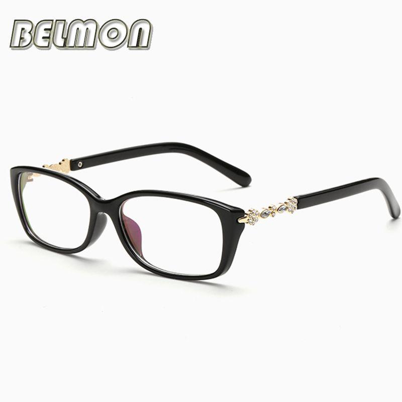 Online Cheap Wholesale Eyeglasses Frame Women Computer Optical Eye ...