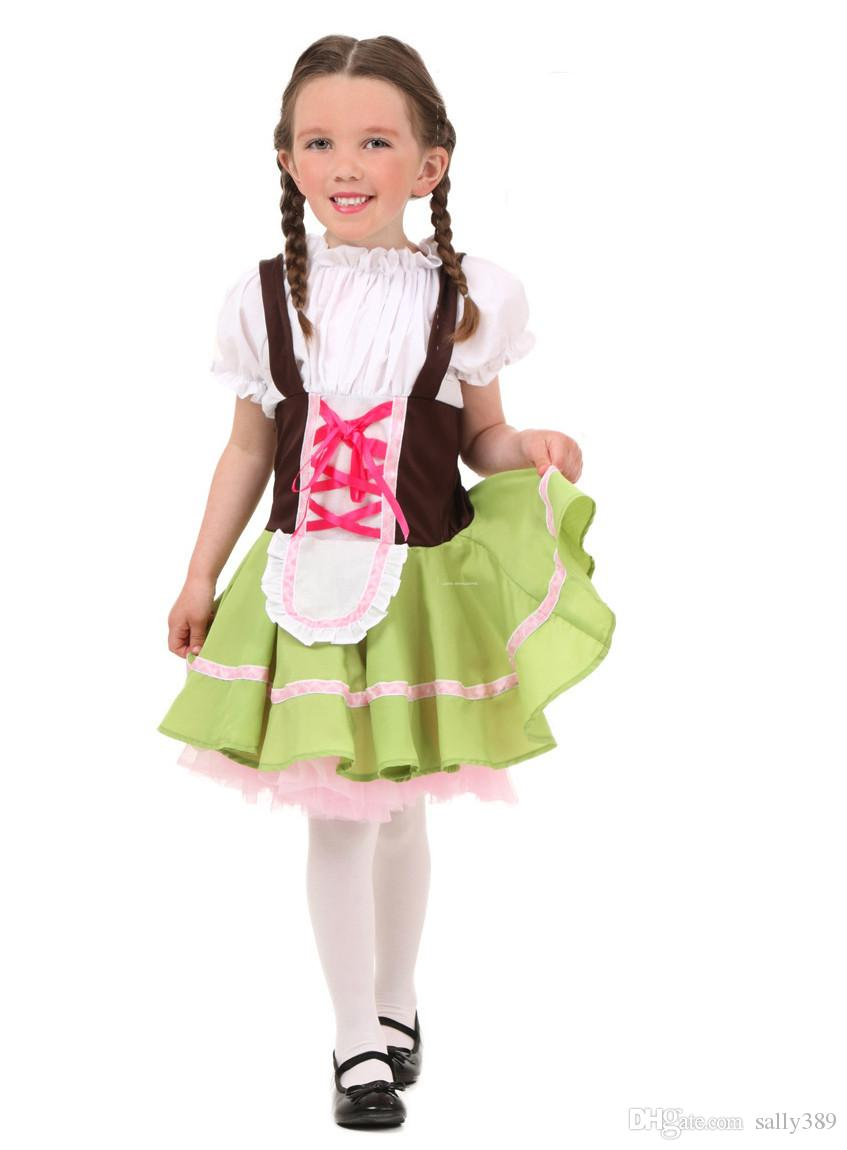2017 childrens day beer girl halloween costume beer sister uniform germany beer festival family costumes halloween themes from sally389 3016 dhgatecom - 2017 Halloween Themes