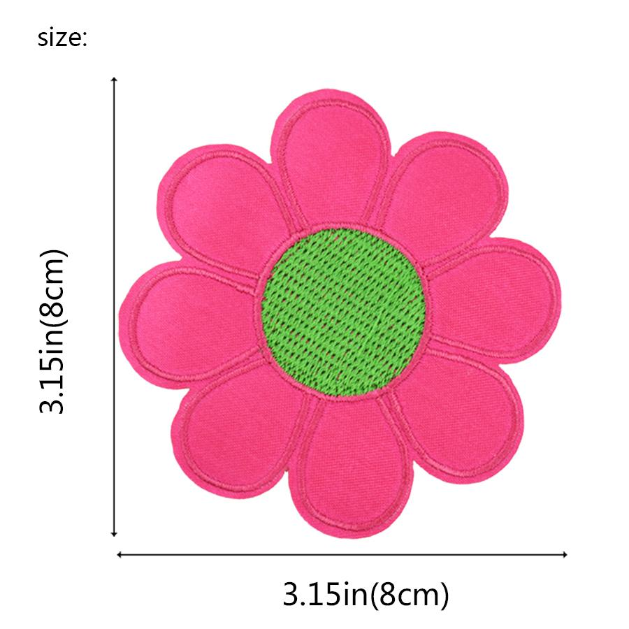 DIY patch for clothing iron-on fashion patch applique iron on embroidery patches sewing supplies accessories badge stickers on clothes