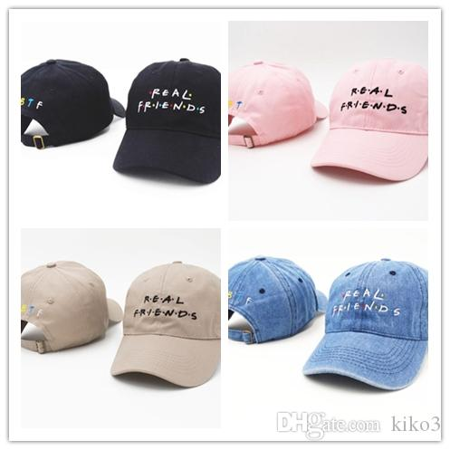 Fashion Real Friends Trending Men Women Rare 2017 Fall Hat I Feel Like  Pablo Kanye Hat Strapback Famous Tumblr Hat Drake Dad Cap Bone Custom Hats  Mens Hats ... 739e90151