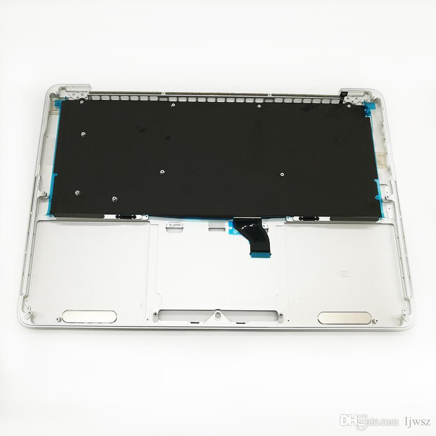 "Brand New For MacBook Pro Retina 13"" A1502 DK Denmark Topcase Top Case Palmrest Keyboard 2013-2014 Years"