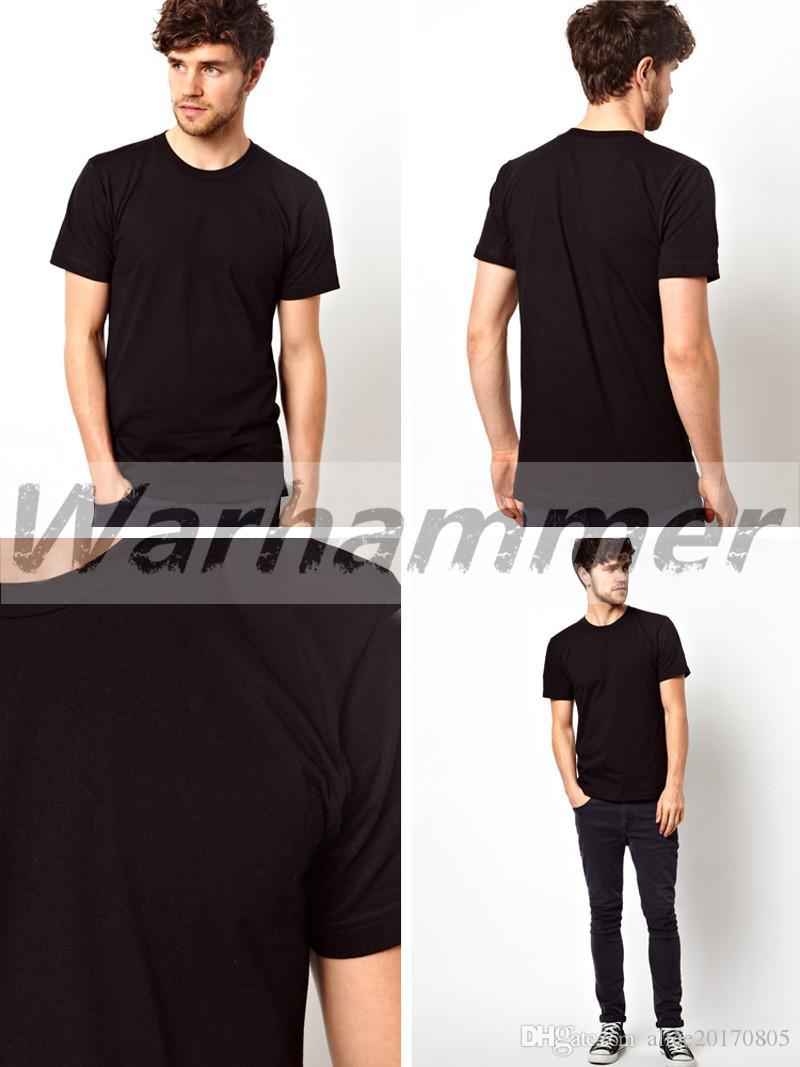 Juego Assassin's Creed Camiseta para hombre Camiseta de manga corta con cuello en O Camiseta de algodón Homme Print Gamers Cosplay Camiseta para hombre Negro XXL Envío con gota Brasil
