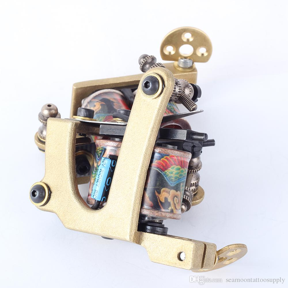 smtm1100854-7 the best quality shader copper tattoo machine fast shipping