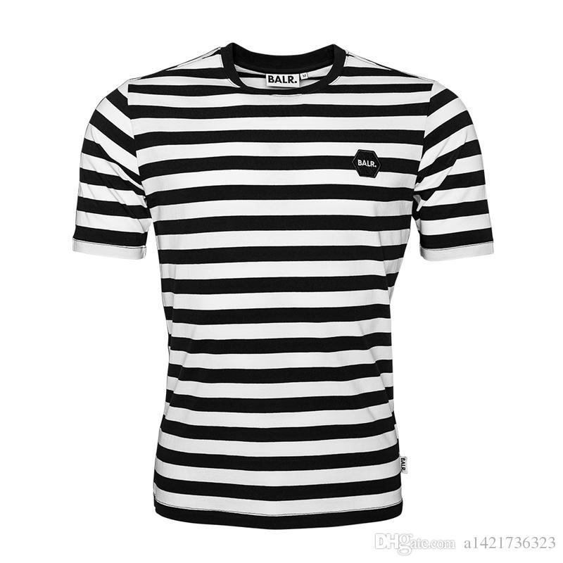 Homens T shirt Da Marca Roupas de Listra Camiseta BALRED Tops Carta de Impressão de Algodão Tamanho Euro T-shirt de Alta qualidade de Fitness Tshirt