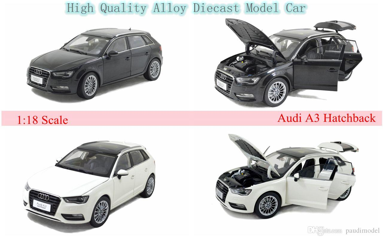 Brand New Alloy Diecast Model Car Of Audi A Hatchback - Audi a3 hatchback