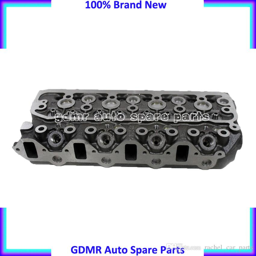 Diesel engine parts cylinder head 4DR5 4DR7 ME759064 ME997271 for Mitsubishi Canter Jeep Rosa Bus 2659cc 2.7D