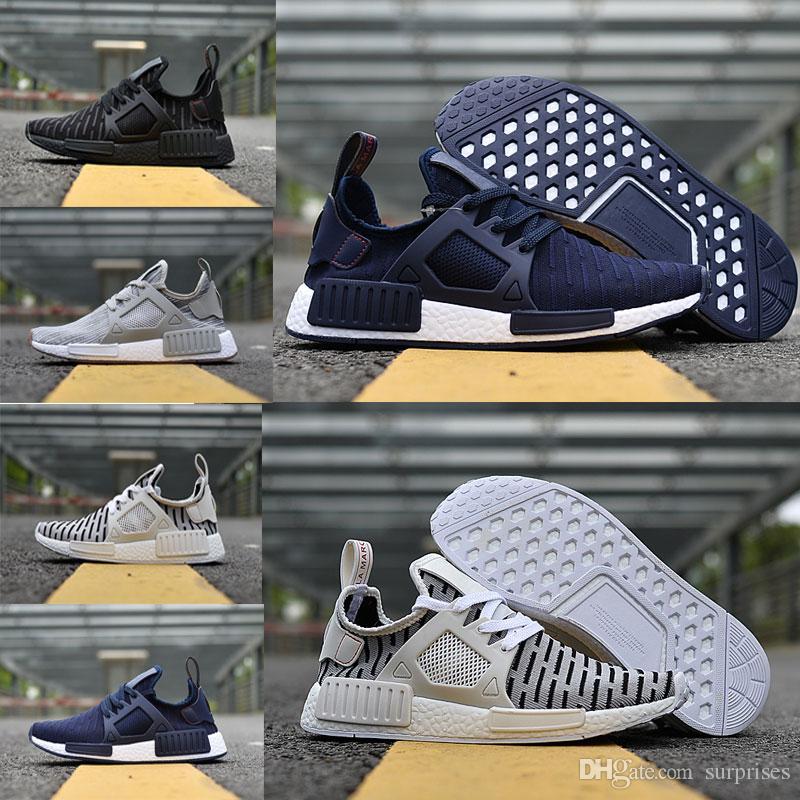 9fce0c1c9 New Nmd XR1 PK Running Shoes Cheap Sneaker XR1 Primeknit OG PK Zebra Bred  Blue Shadow Noise Duck Camo for Man Woman Eur36-45 Nmd XR1 Sneaker Shoes  Running ...