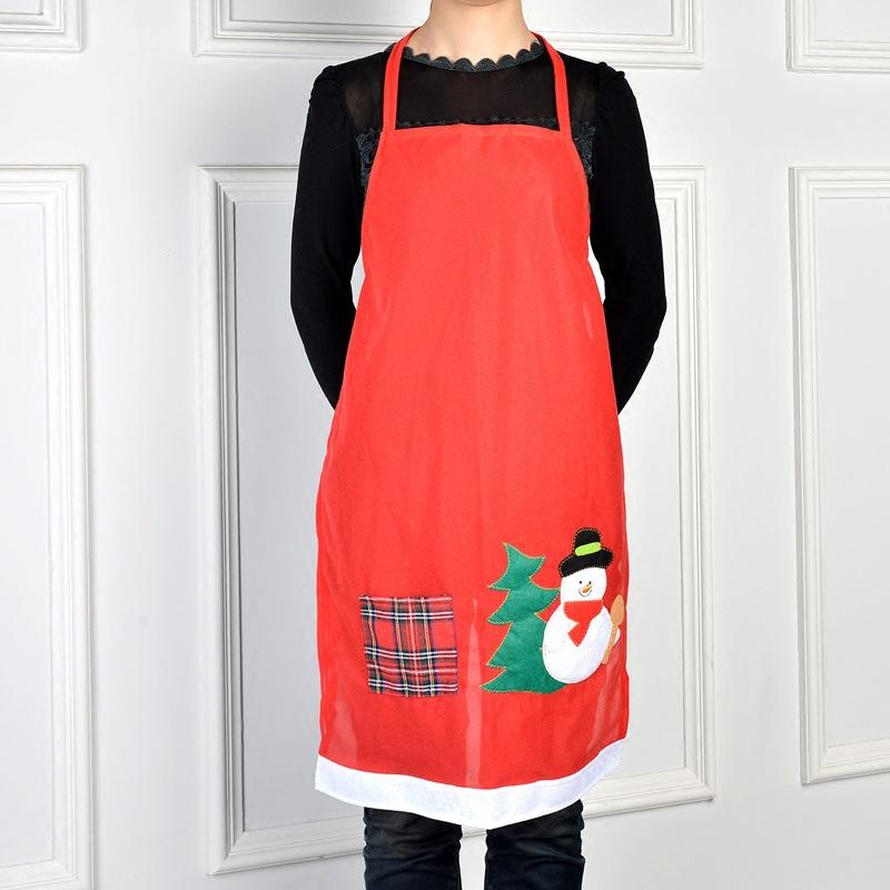 Cooking Kitchen Apron Sexy Dinner Party Christmas Apron For Woman And Man  Party Cartoon Aprons 2017 New Best Christmas Decorations To Buy Best Deals  On ...