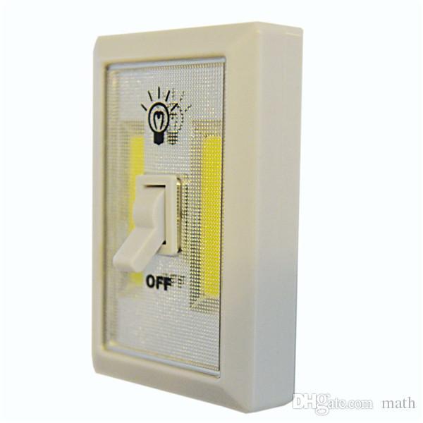 lumineux sans fil a mené la lumière de commutateur pour la salle de bains RV de cabinet de cabinet de garde-robe