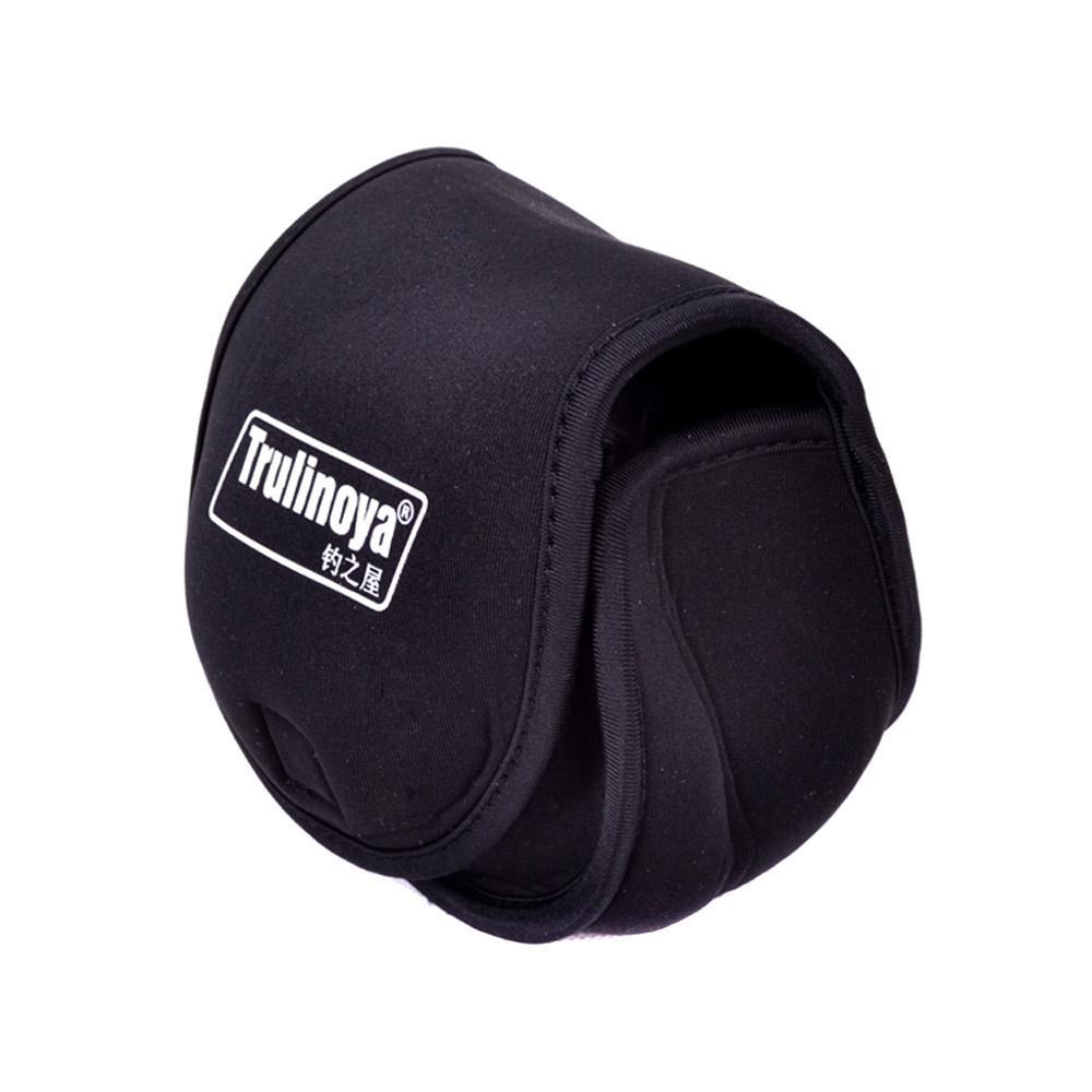 Trulinoya Fishing Reel Bags Protective Cover Spinning Reel Protective Case Outdoor Fishing Wheel Bag